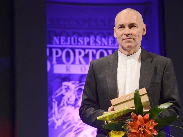 Předseda ČVS PaedDr. Zdeněk Haník Ph.D.