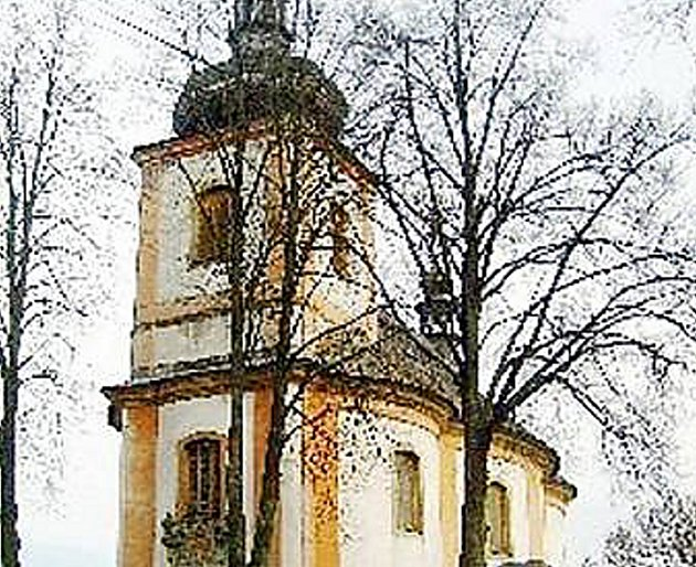 Kostel Lukavice