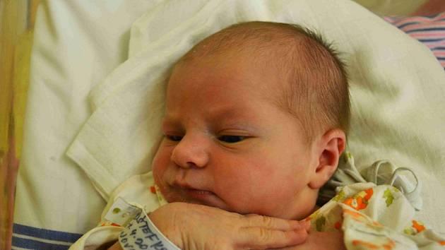 LORETA ŠTEFKOVÁ svým příchodem na svět potěšila maminku  Kamilu a tatínka Libora Štefkovi z Chlístova u Dobrušky. Holčička se narodila 1. dubna v 18:33 s váhou 2740 gramů a délkou 49 cm. Tatínek  byl u porodu mamince velkou oporou. Doma se těšil Oliver.