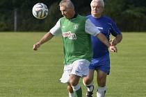 Oslavy 110 let fotbalu ve Vamberku.