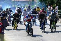 Veteran Moped Show