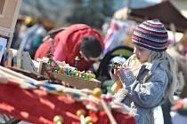 NOVINKA v podobě farmářských trhů přilákala na zámek v Doudlebách nad Orlicí stovky návštěvníků.