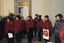 Česko zpívá koledy v rychnovském pivovaru