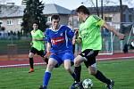 Krajská fotbalová I. A třída: SK Týniště nad Orlicí - TJ Sokol Nepolisy.