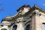 Zámecký kostel čeká na finanční injekci.