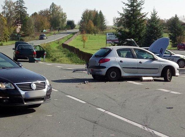 Při srážce motocyklů sauty se zranili tři lidé - zPodbřezí.