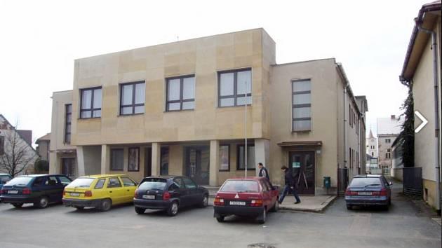Kulturní dům v Týništi - ilustrační foto