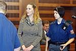 Před krajským soudem stanuli Pavol Krága a Martina Korejtkova.