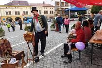 Svatováclavské slavnosti v Dobrušce.