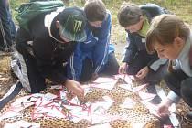 Jak se starat o les? Školáci se poučili a natočili i reportáž