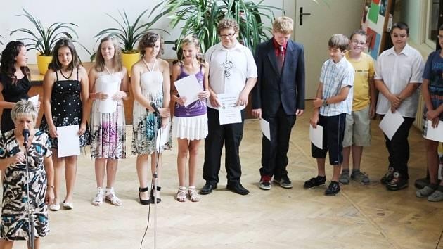 Projekt Školní televize na ZŠ TGM v Borohrádku