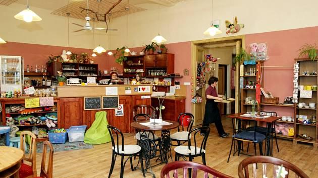 Tréninková kavárna Láry Fáry