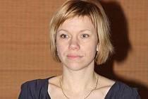 Jana Křížová, která založila neziskovku Pferda.