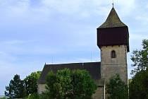 Králova Lhota - kostel sv. Zikmunda.