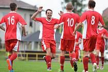 Fotbalisté Solnice zvítězili v Borohrádku a přiblížili se na jediný bod k vedoucím Černíkovicím.