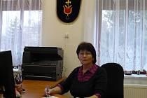Hana Ježková, starostka obce Sedloňov
