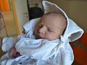 JAKUB LUDVÍK se narodil 29. května ve 4:39 manželům Janě a Petrovi Ludvíkovým z Čáslavky (Dolany u Jaroměře). Chlapeček vážil 3330 gramů a měřil 50 cm. Tatínek porod zvládl s úsměvem na tváři. Doma se na třetího bráchu těšil pětiletý Filípek a tříletý Hon