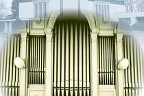 Unikátní varhany v Husově sboru v Dobrušce.