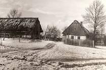 Jedna z nejstarších fotografií z Lípy nad Orlicí