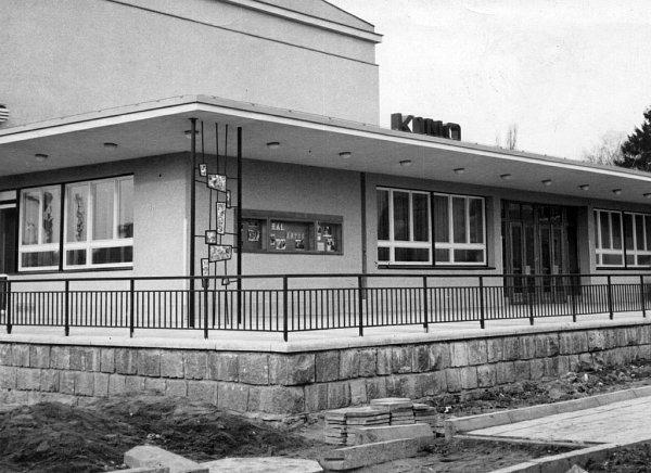 Dobrušské kino vroce 1969.