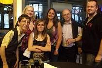 Studenti VOŠ a SPŠ Rychnov v Bruselu
