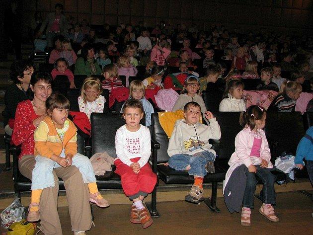 MÉDIUM ANIMOVANÉHO FILMU není určeno jen nejmladším divákům. Snímek The Dentist ze série Filmové akademie Miroslava Ondříčka v Písku obsahoval jak groteskní, tak hororové prvky.