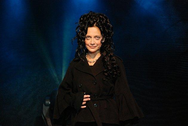 Benefiční recitál Lucie Bílé na nádvoří Kolowratského zámku v Rychnově nad Kněžnou