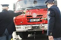 Otevření nové požární stanice v Rychnově nad Kněžnou