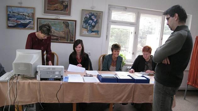 Rychnov nad Kněžnou: Volby do Evropského parlamentu.
