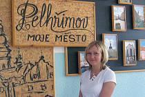 LUCIE  SAMKOVÁ  ze třetího ročníku  Středního odborného učiliště obchodu a řemesel  v Pelhřimově zvítězila.