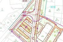 Rokytnická radnice chce přestavět nebezpečnou křižovatku. Uleví se tak řidičům, obyvatelům sídliště i školákům.