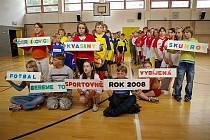 Ze života Základní školy ve Skuhrově nad Bělou.