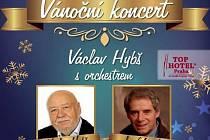 Vánoční koncert Václava Hybše s orchestrem