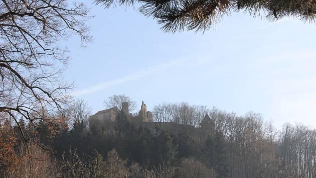 Potštejnský hrad.
