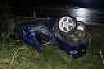 Nehoda v Lupenici