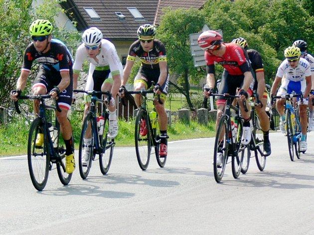 East Bohemia Tour - cyklistický závod ve východních Čechách.