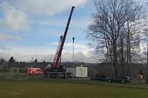 Rokytnické fotbalové hřiště čeká nové zázemí.