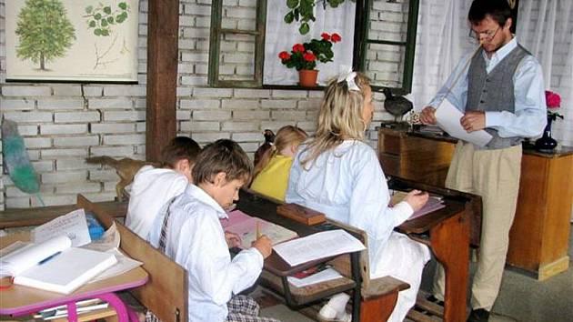 Stoletou školu v Záměli považují za chloubu