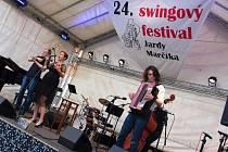 Dvoudenní maraton v rytmu swingu a jazzu