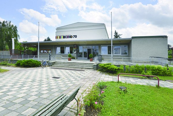 Společenské centrum Kino 70.