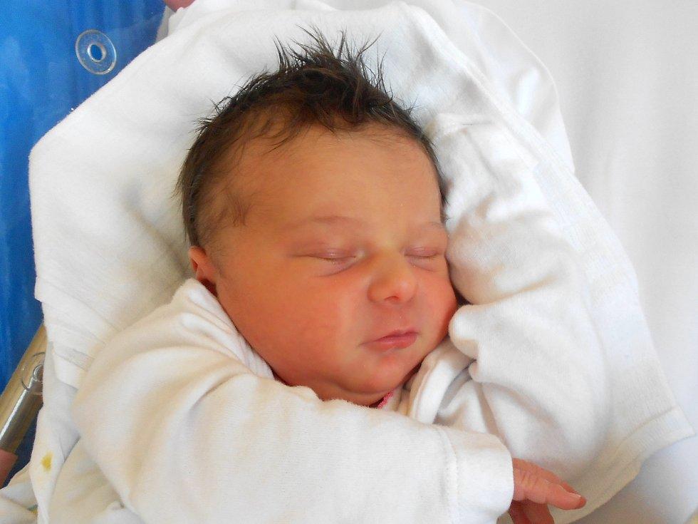 SOFIA VALERIA TÓTHOVÁ poprvé spatřila světlo světa 31. května ve 14.16 hodin. Měřila 49 cm a vážila 3140 g. Velkou radost udělala svým rodičům Monice Hesákové a Rolandu Tóthovi z Častolovic. Tatínek to u porodu zvládl skvěle!