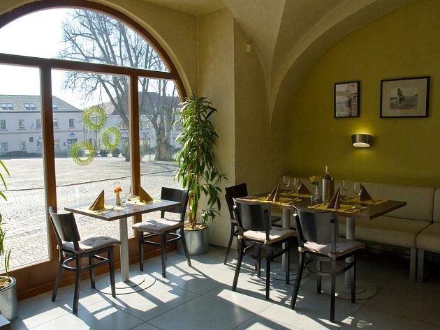 Penzion a Restaurant U Zvonu č.10