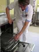 Nové oddělení sterilizace v rychnovské nemocnice