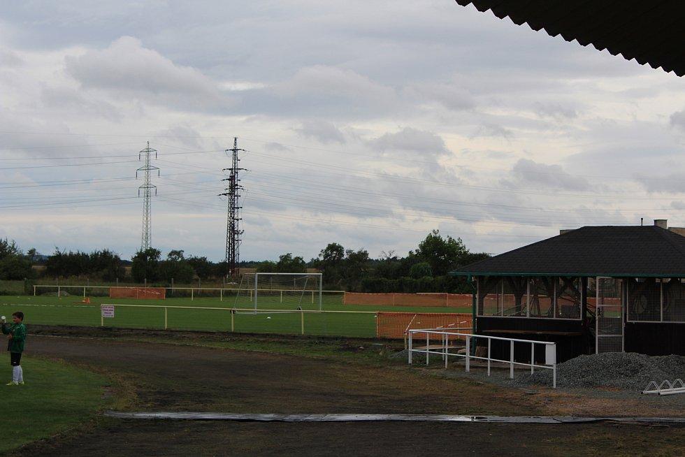 Sportovní areál v Solnici čeká na rekonstrukci.