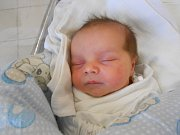 Eliáš Vencl spatřil světlo světa 22. listopadu ve 3.38 hodin s váhou 3 680 g a délkou 51 cm. Radují se z něho rodiče Kateřina a Lukáš Venclovi z Dobrušky i bráška Nicolas. Tatínek byl u porodu velkou oporou.