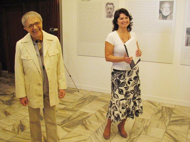 V Opočně byla slavnostně otevřena další výstava mapující osobnosti, které se zapsaly do historie města.