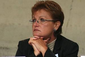 Senátorka Václava Domšová