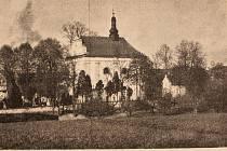 Historické snímky z Pamětí města Vamberka z roku 1927