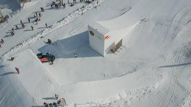 Big Air v Deštném: Souboj o křišťálový glóbus.
