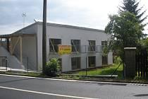 Pečovatelské byty v Borohrádku.
